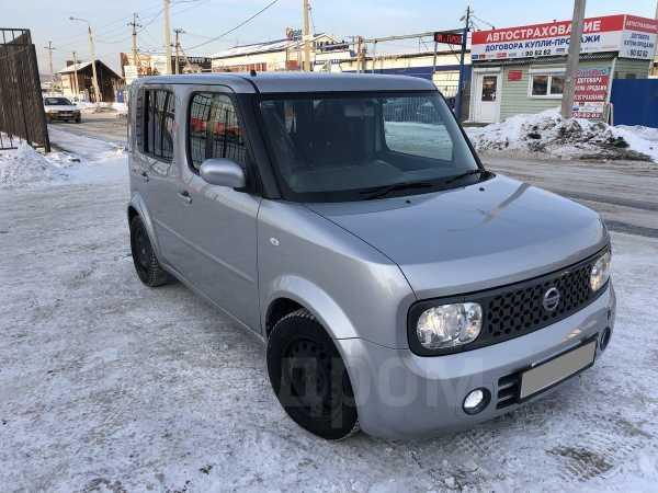 Nissan Cube, 2007 год, 350 000 руб.