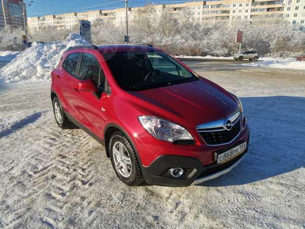 Opel Mokka, 2014 год, 755 000 руб.