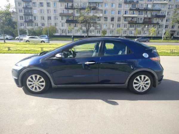 Honda Civic, 2007 год, 520 000 руб.