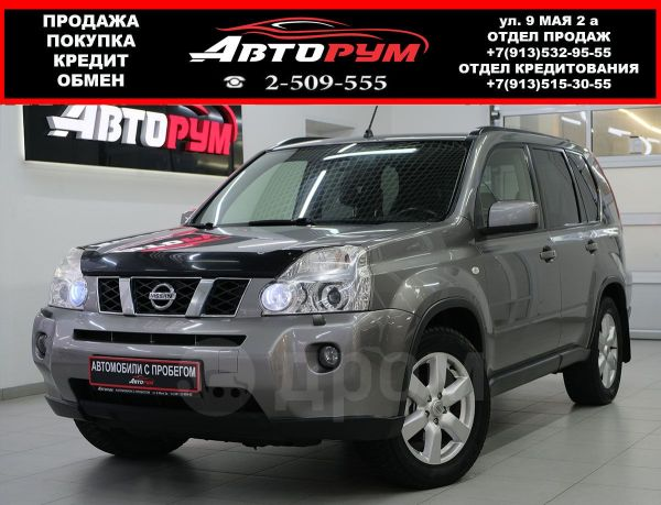 Nissan X-Trail, 2007 год, 687 000 руб.