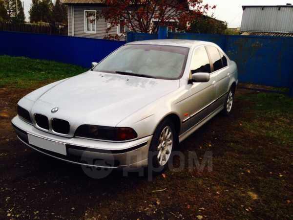 BMW 5-Series, 1998 год, 222 000 руб.