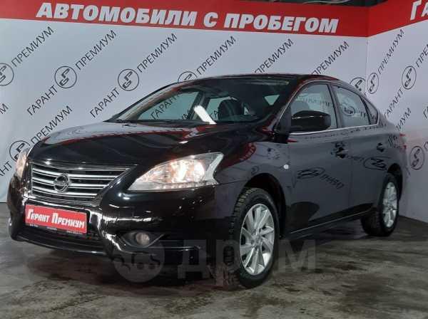 Nissan Sentra, 2015 год, 555 000 руб.