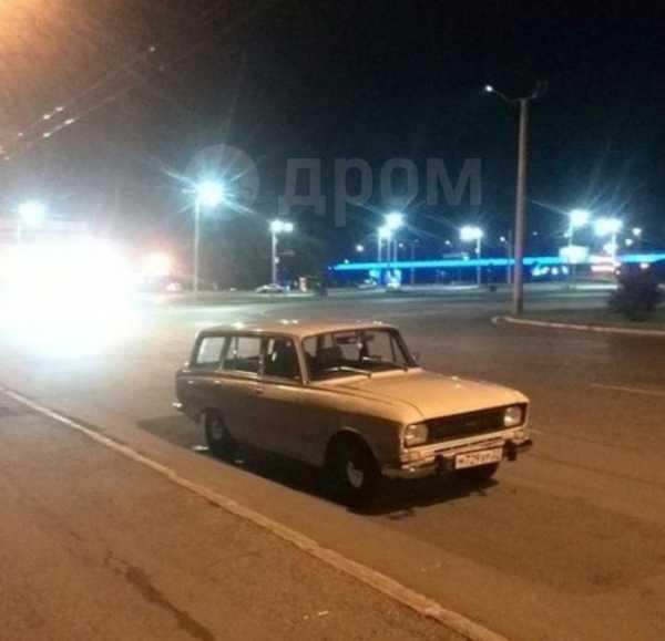 Москвич 2137, 1977 год, 20 000 руб.
