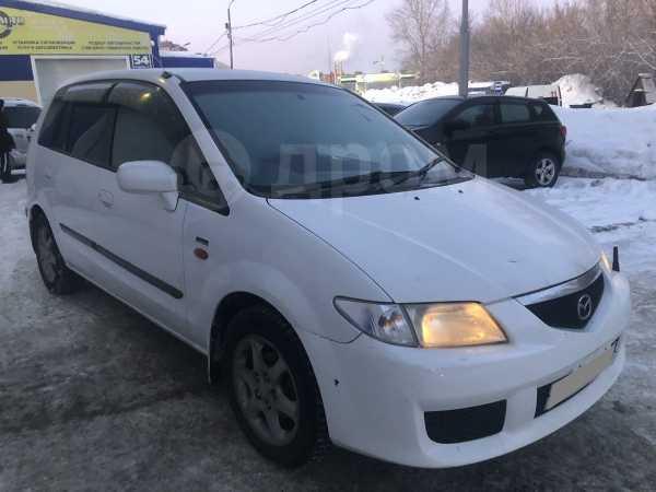 Mazda Premacy, 2000 год, 180 000 руб.