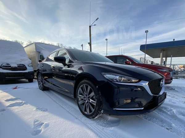 Mazda Mazda6, 2019 год, 1 952 000 руб.
