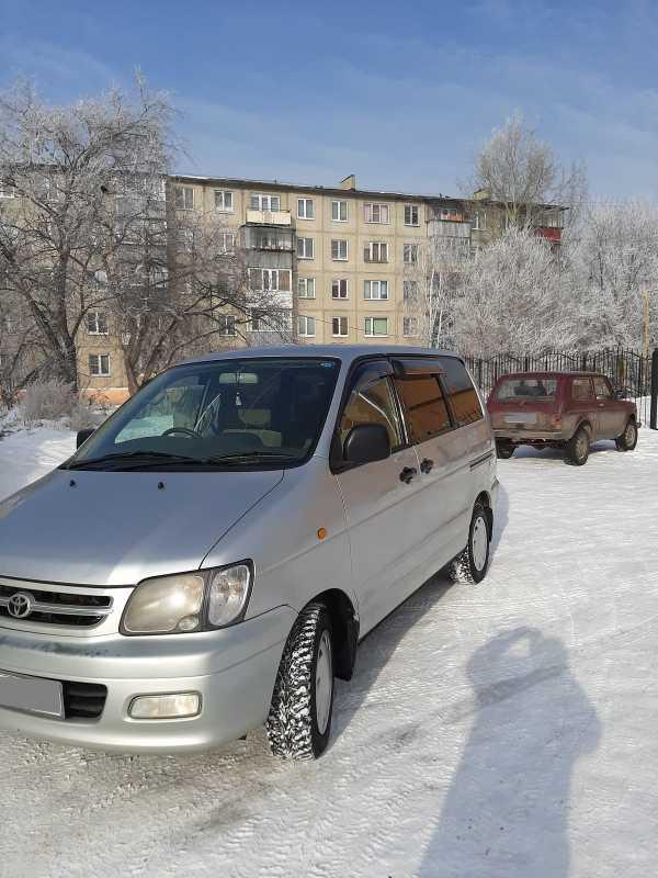 Toyota Lite Ace Noah, 1999 год, 385 000 руб.
