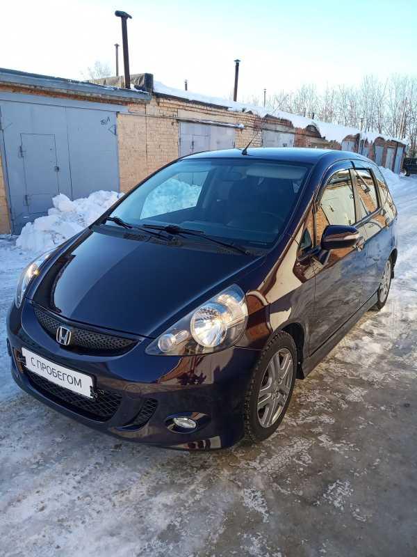 Honda Jazz, 2007 год, 415 000 руб.