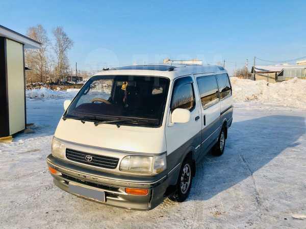 Toyota Hiace, 1992 год, 257 000 руб.