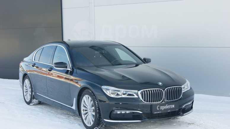 BMW 7-Series, 2017 год, 4 000 000 руб.