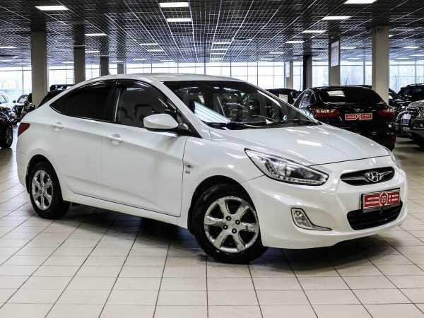 Hyundai Solaris, 2014 год, 484 900 руб.
