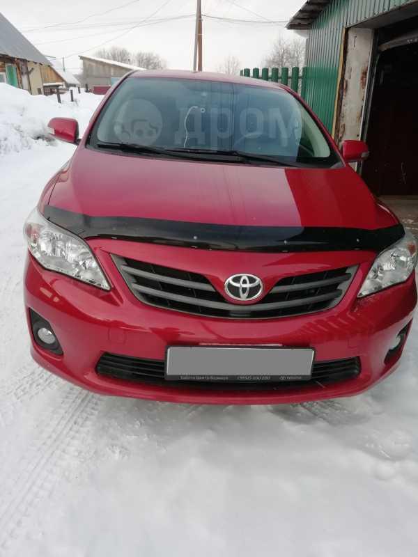 Toyota Corolla, 2012 год, 750 000 руб.