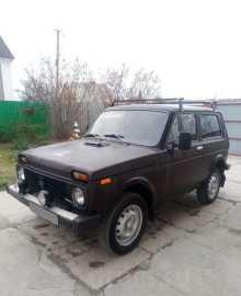 Феодосия 4x4 2121 Нива 1982