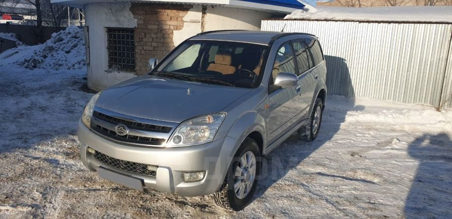 Great Wall Hover, 2008 год, 387 000 руб.