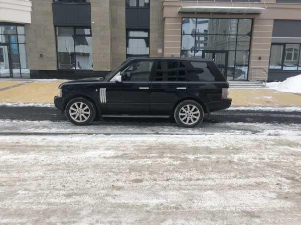 Land Rover Range Rover, 2008 год, 640 000 руб.
