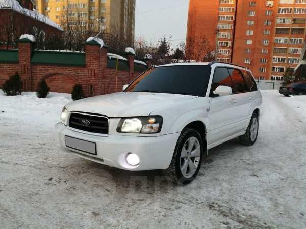 Subaru Forester, 2004 год, 380 000 руб.