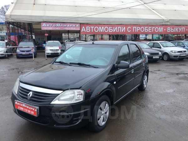 Renault Logan, 2011 год, 298 000 руб.