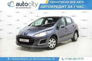 Новосибирск Peugeot 308 2011