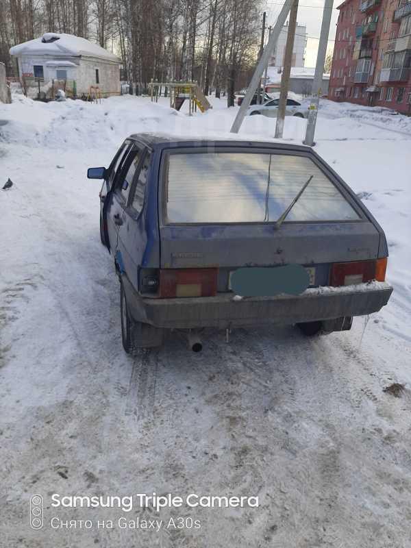 Лада 2109, 1996 год, 32 000 руб.