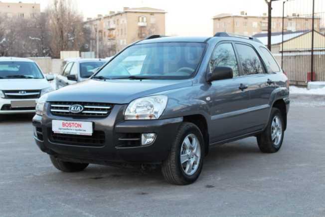 Kia Sportage, 2006 год, 464 000 руб.