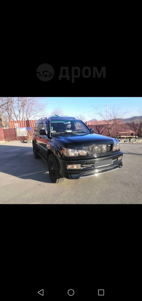 Lexus LX470, 2001 год, 1 100 000 руб.