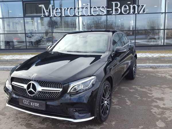 Mercedes-Benz GLC Coupe, 2019 год, 4 293 400 руб.
