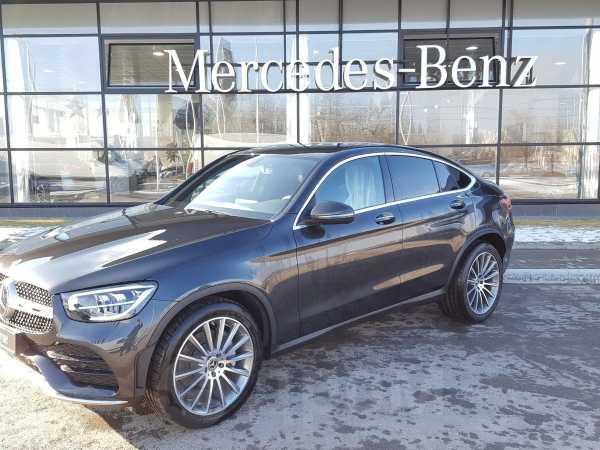 Mercedes-Benz GLC Coupe, 2019 год, 4 486 000 руб.