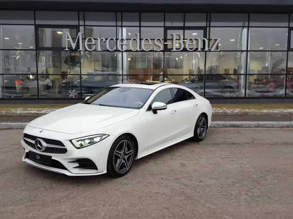 Mercedes-Benz CLS-Class, 2019 год, 6 608 256 руб.