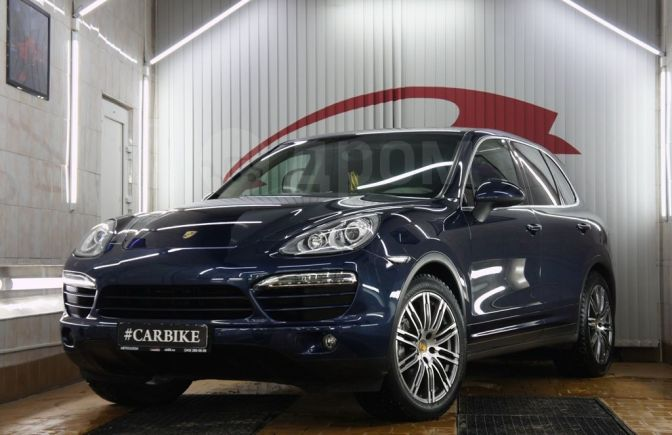 Porsche Cayenne, 2011 год, 1 450 000 руб.