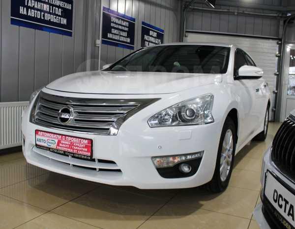 Nissan Teana, 2014 год, 849 900 руб.