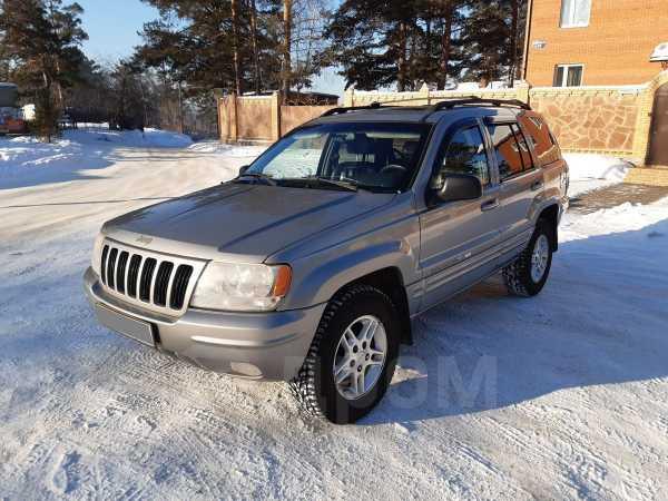 Jeep Grand Cherokee, 2000 год, 450 000 руб.