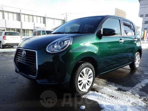 Toyota Passo, 2019 год, 499 000 руб.