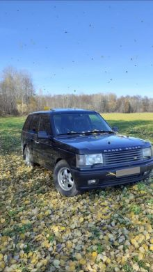 Уфа Range Rover 1998