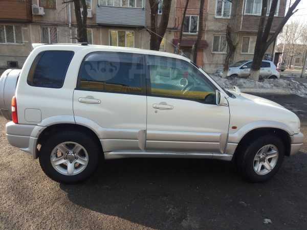 Suzuki Escudo, 2001 год, 475 000 руб.