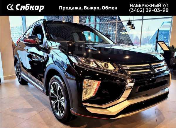 Mitsubishi Eclipse Cross, 2019 год, 1 966 000 руб.