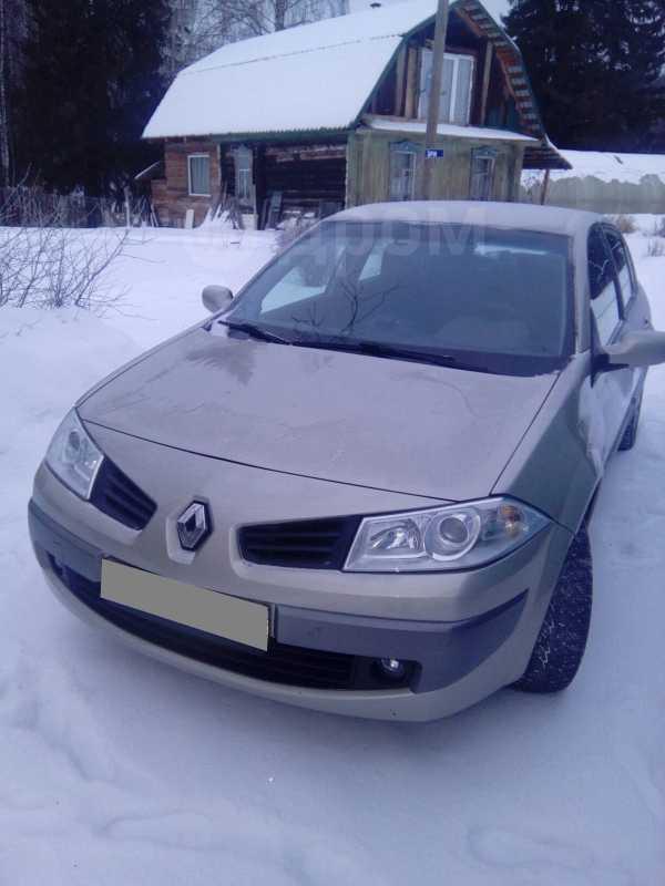 Renault Megane, 2006 год, 287 000 руб.