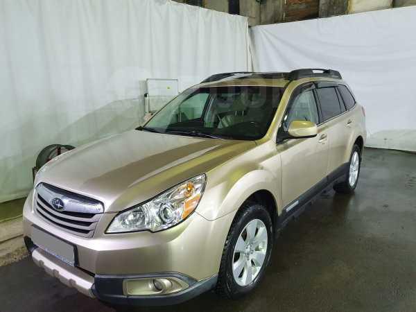 Subaru Outback, 2010 год, 800 000 руб.