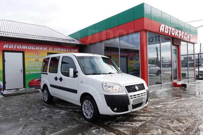 Fiat Doblo, 2012 год, 445 000 руб.