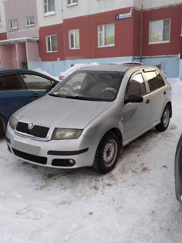 Skoda Fabia, 2005 год, 200 000 руб.