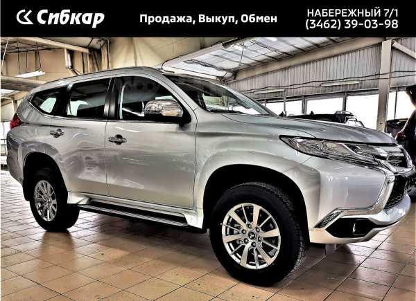 Mitsubishi Pajero Sport, 2019 год, 2 200 000 руб.