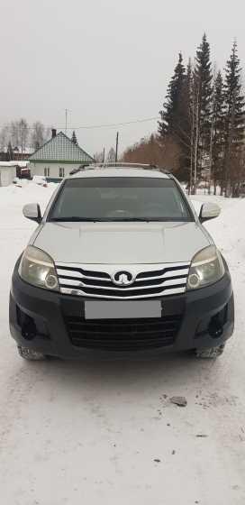Североуральск Hover H3 2010