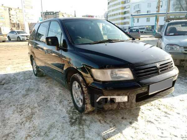 Mitsubishi Chariot Grandis, 1998 год, 167 000 руб.