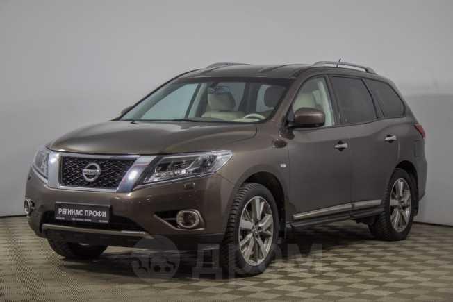 Nissan Pathfinder, 2014 год, 1 285 095 руб.