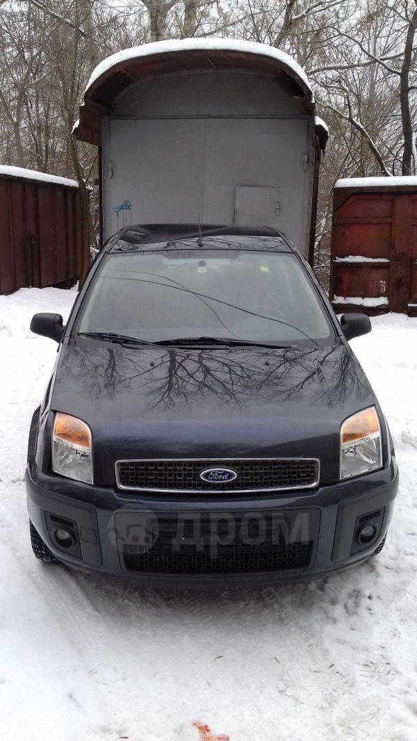 Ford Fusion, 2007 год, 180 000 руб.