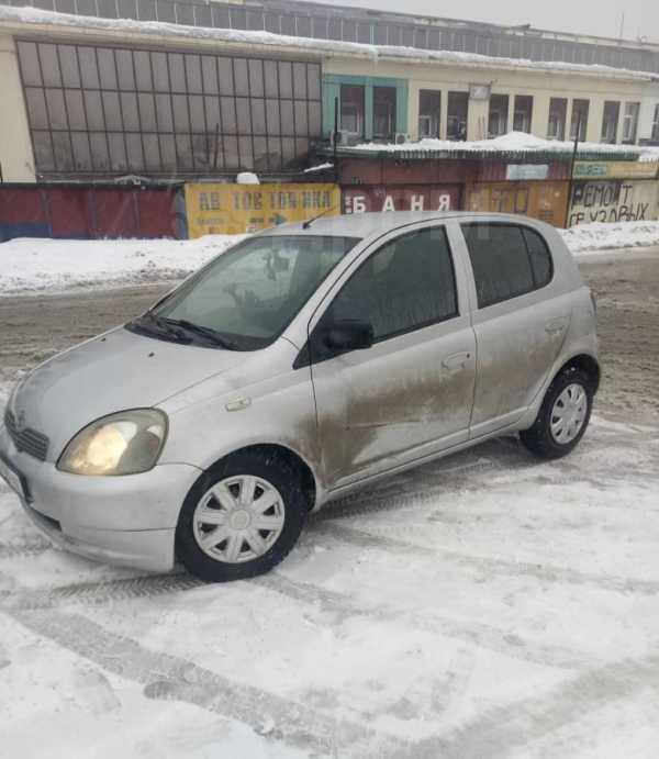 Toyota Yaris, 2003 год, 175 000 руб.