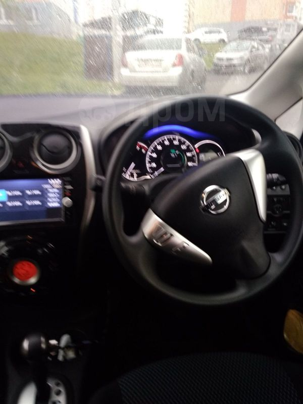 Nissan Note, 2015 год, 520 500 руб.