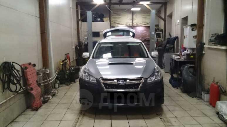 Subaru Legacy, 2009 год, 955 000 руб.