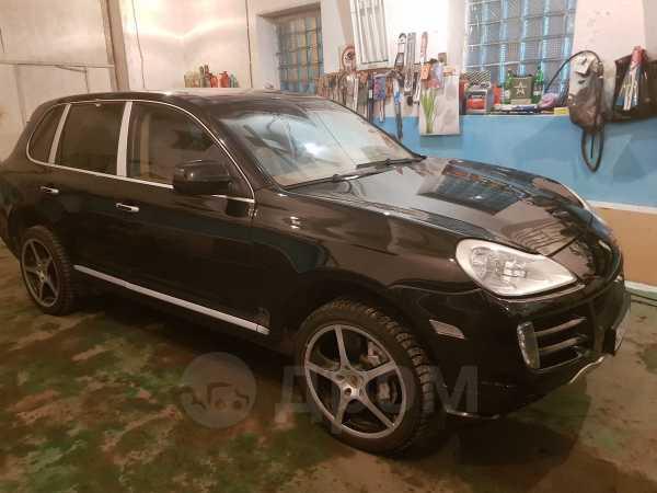 Porsche Cayenne, 2008 год, 860 000 руб.