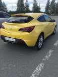 Opel Astra GTC, 2014 год, 820 000 руб.