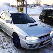 Барнаул Impreza WRX 1993