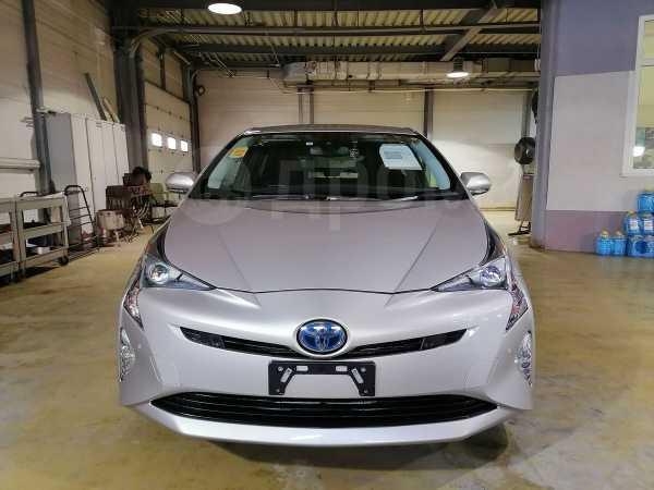 Toyota Prius, 2018 год, 1 170 000 руб.